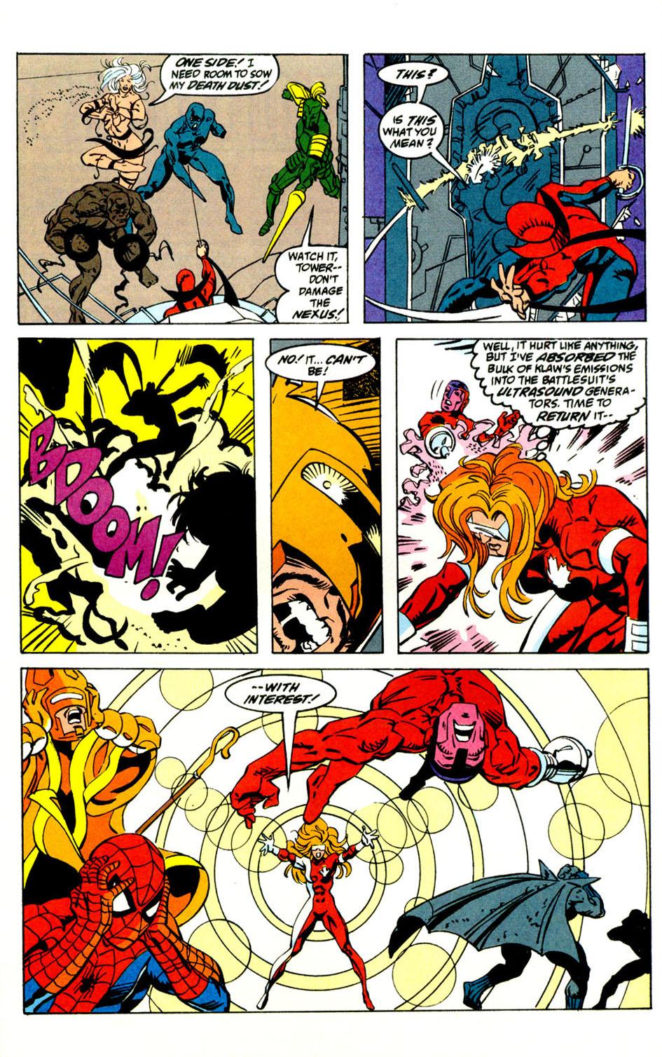 Read online Alpha Flight (1983) comic -  Issue #121 - 20