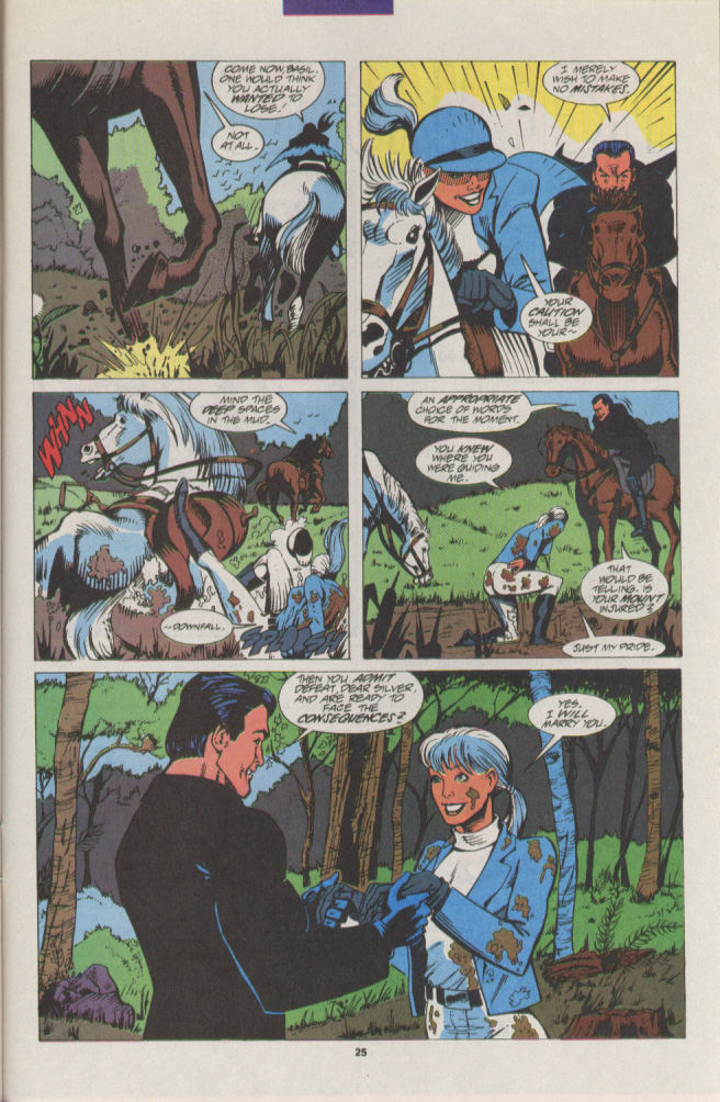 Read online Silver Sable and the Wild Pack comic -  Issue #15 - 20