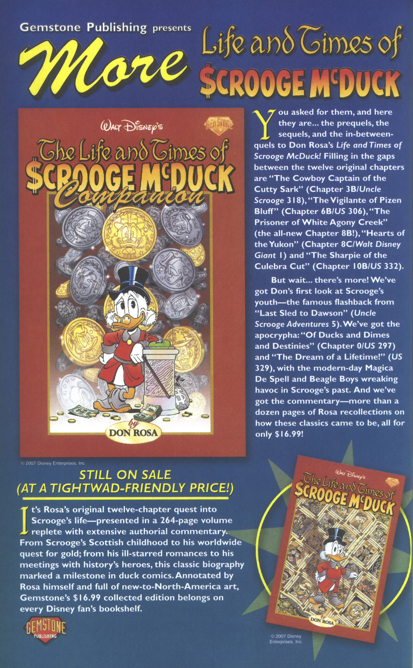 Read online Uncle Scrooge (1953) comic -  Issue #365 - 67