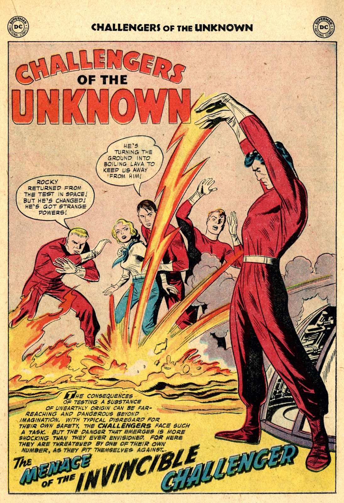 Challengers of the Unknown (1958) issue 3 - Page 19