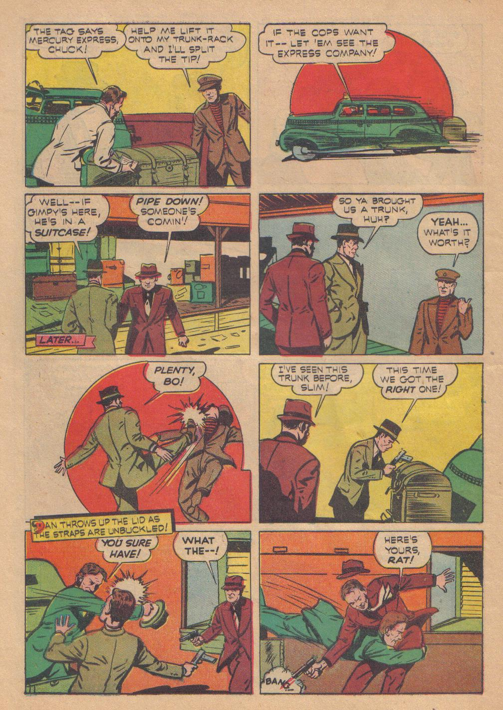 Exciting Comics (1940) issue 13 - Page 50