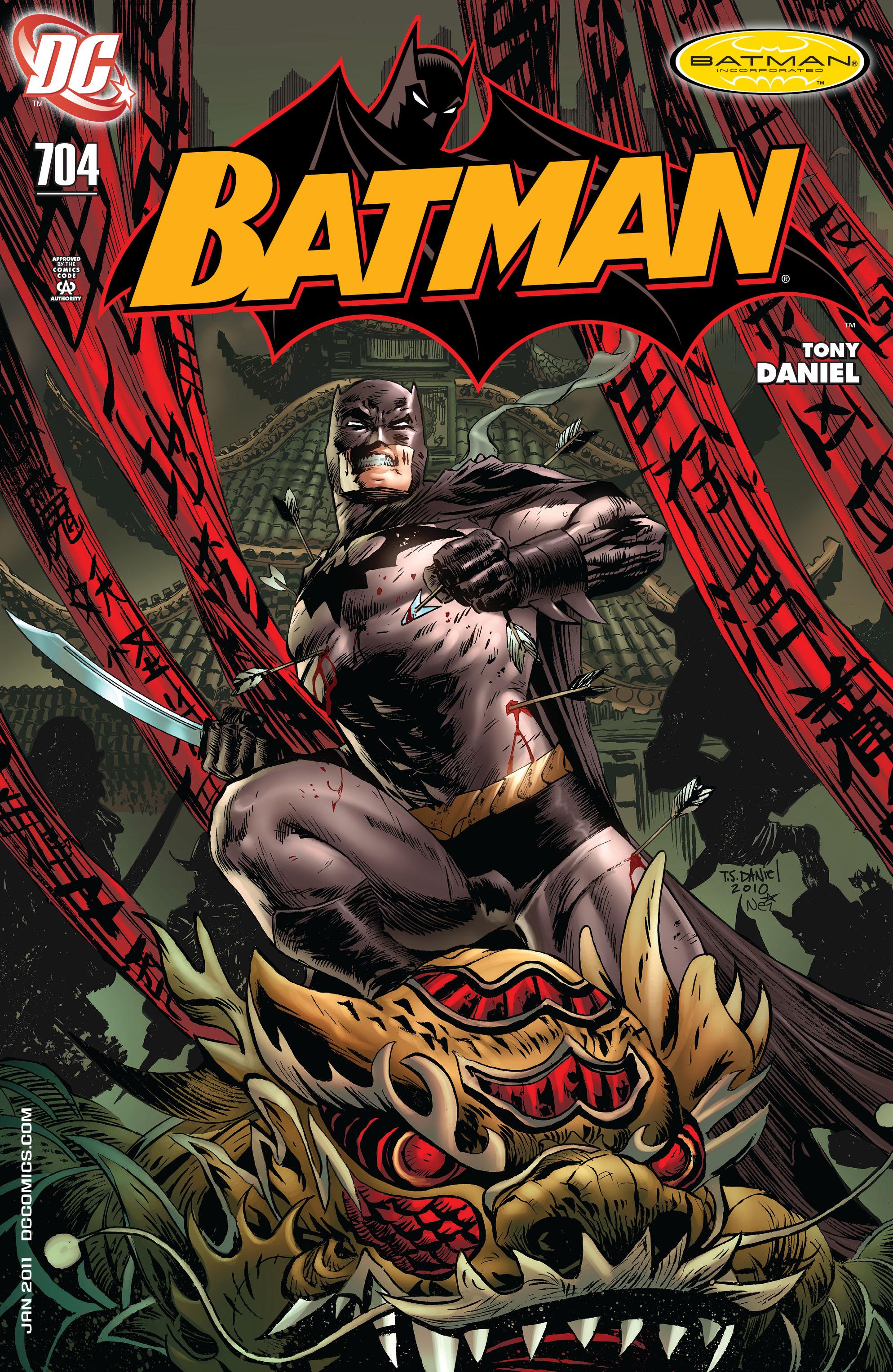 Batman (1940) 704 Page 1
