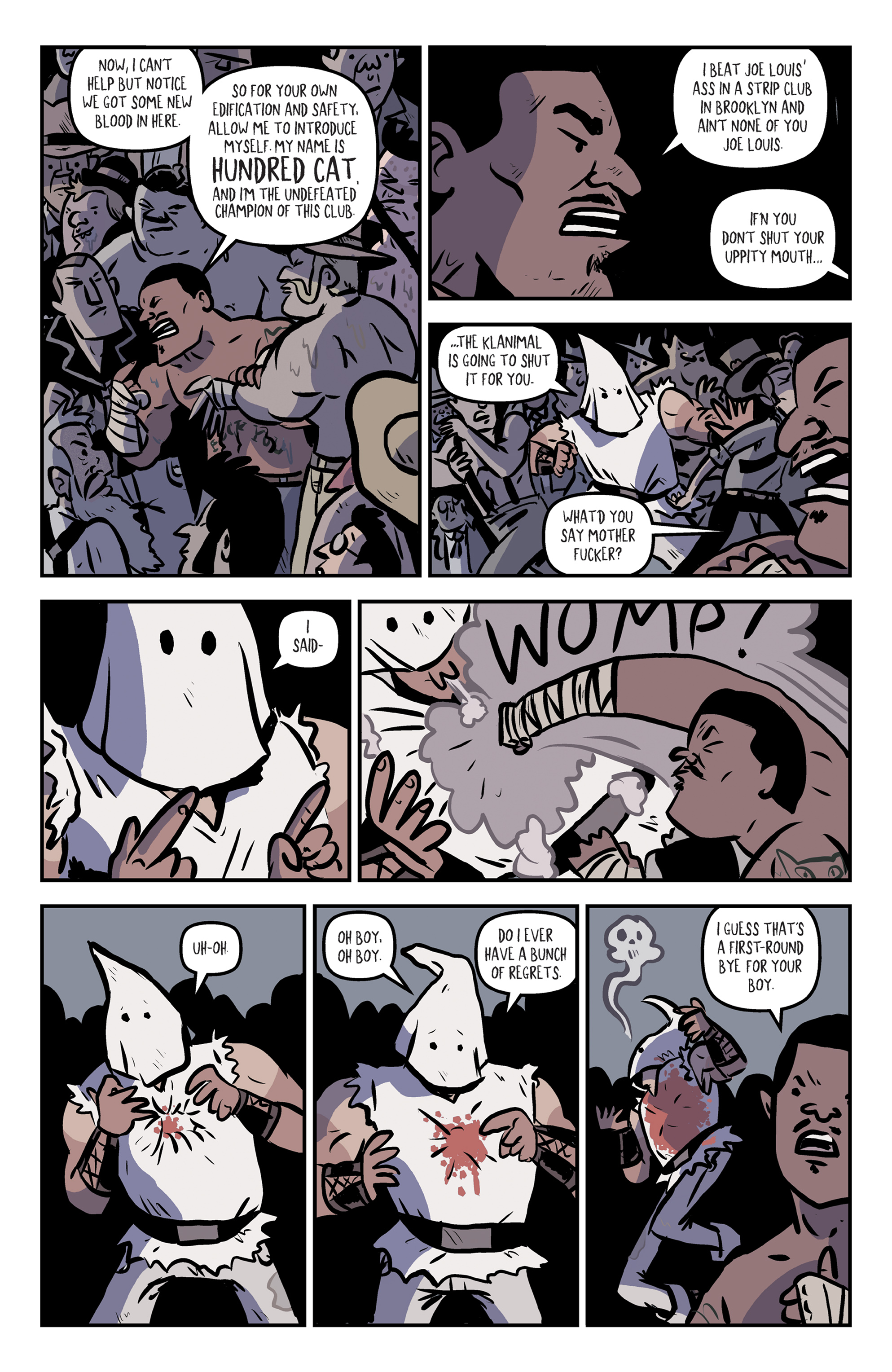 Read online Rock Candy Mountain comic -  Issue #2 - 14