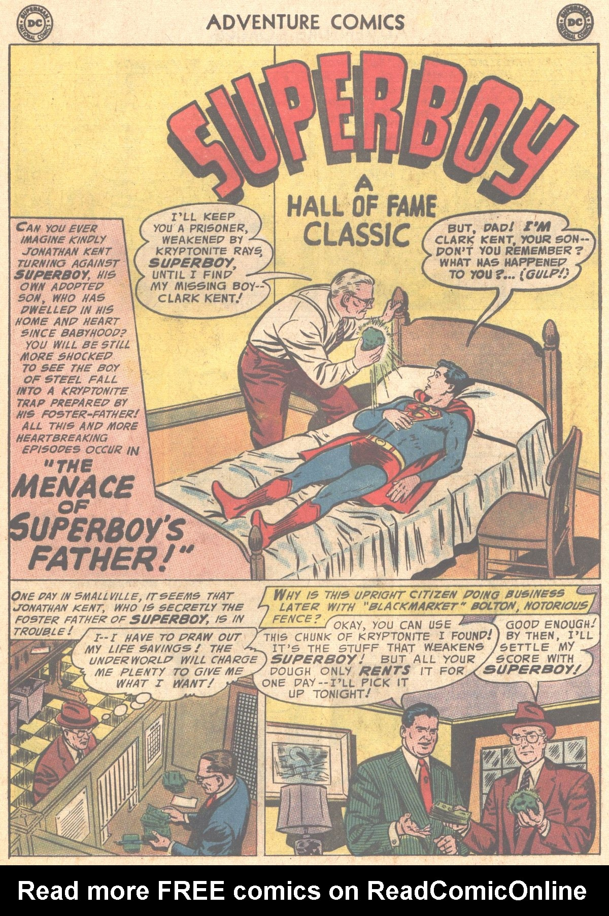 Read online Adventure Comics (1938) comic -  Issue #327 - 17