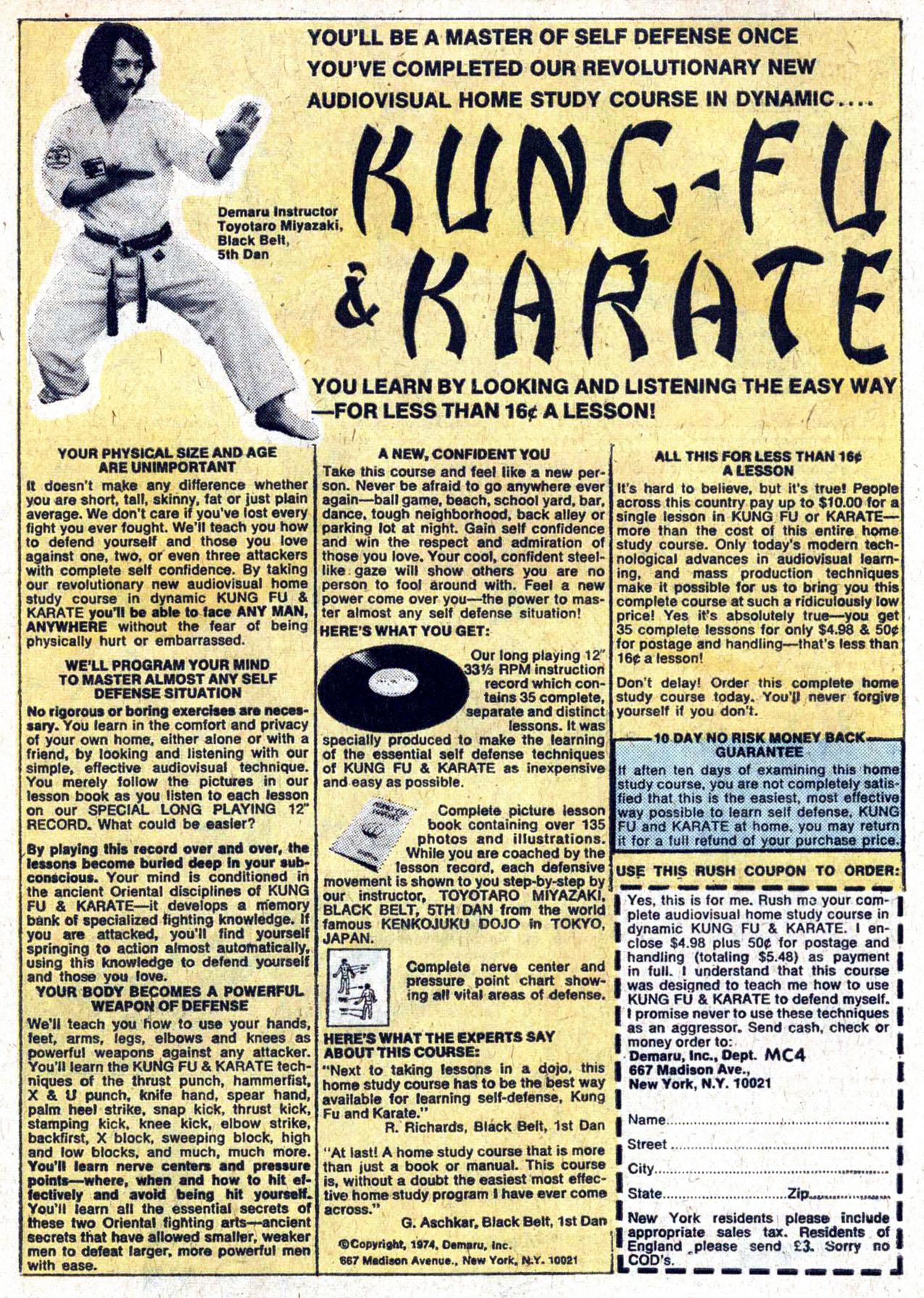 Read online Amazing Adventures (1970) comic -  Issue #29 - 31