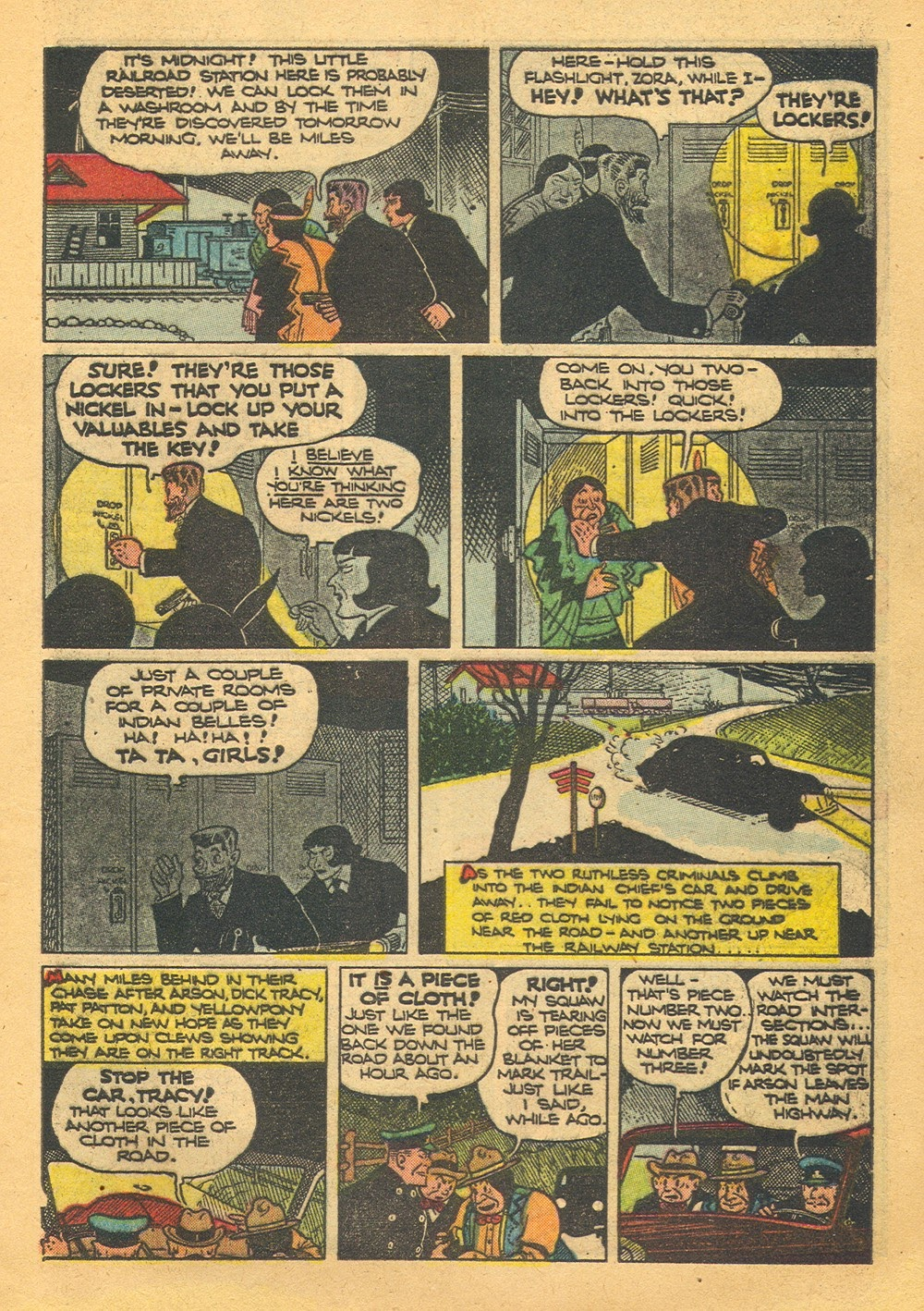 Dick Tracy Monthly issue 10 - Page 9