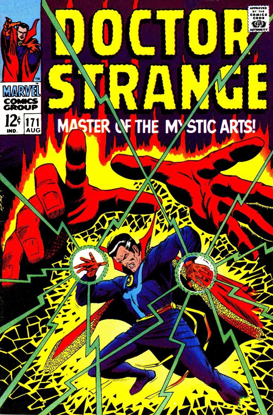 Doctor Strange (1968) 171 Page 1