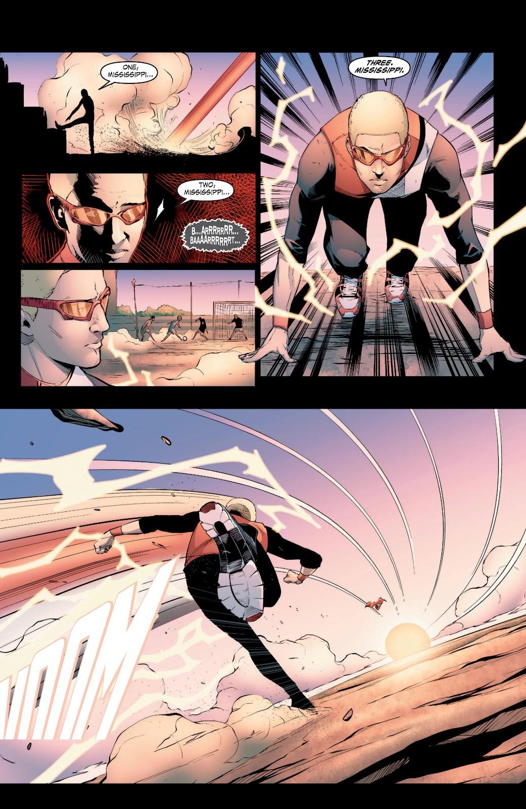 Read online Smallville Season 11 [II] comic -  Issue # TPB 3 - 26