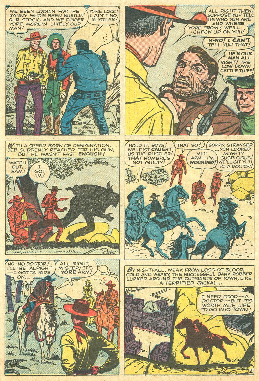Read online Two-Gun Kid comic -  Issue #55 - 23