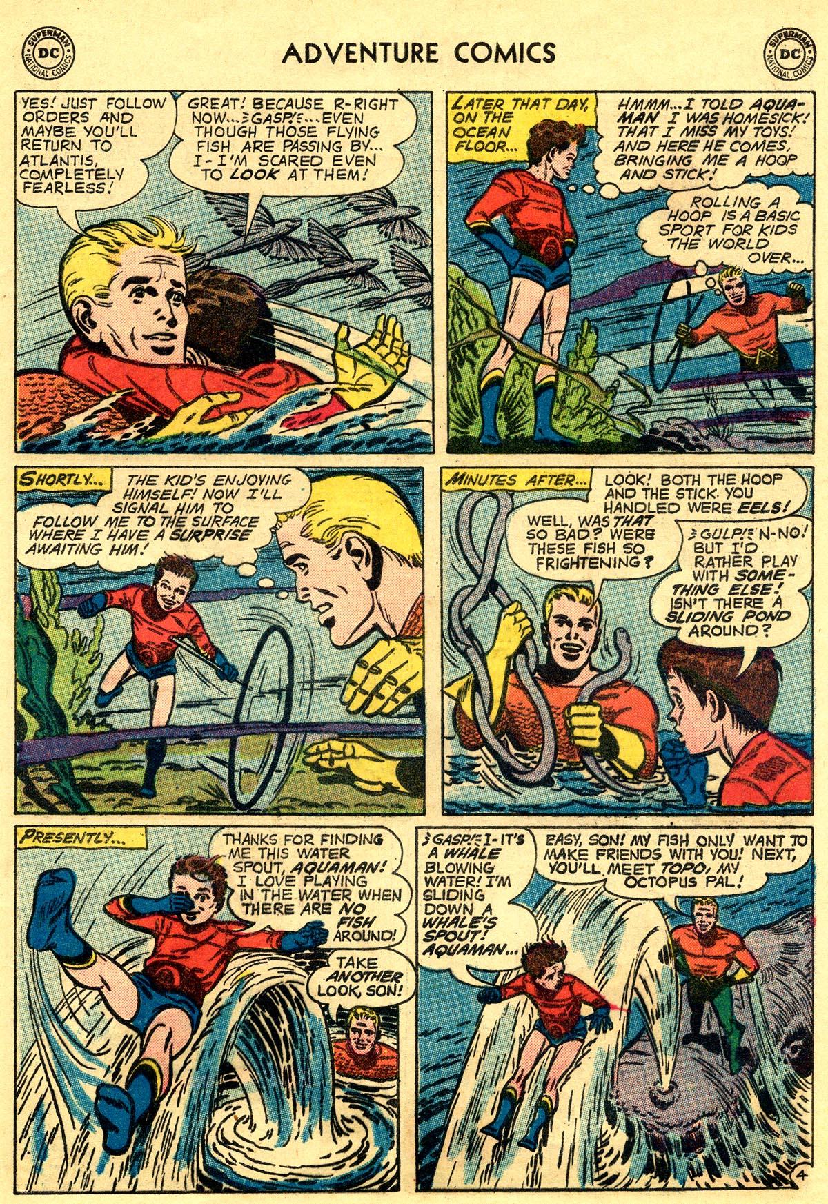 Read online Adventure Comics (1938) comic -  Issue #269 - 29