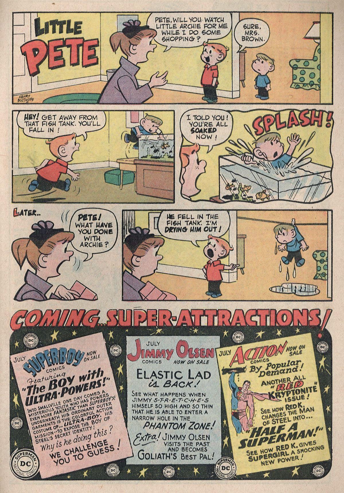 Read online Adventure Comics (1938) comic -  Issue #298 - 33