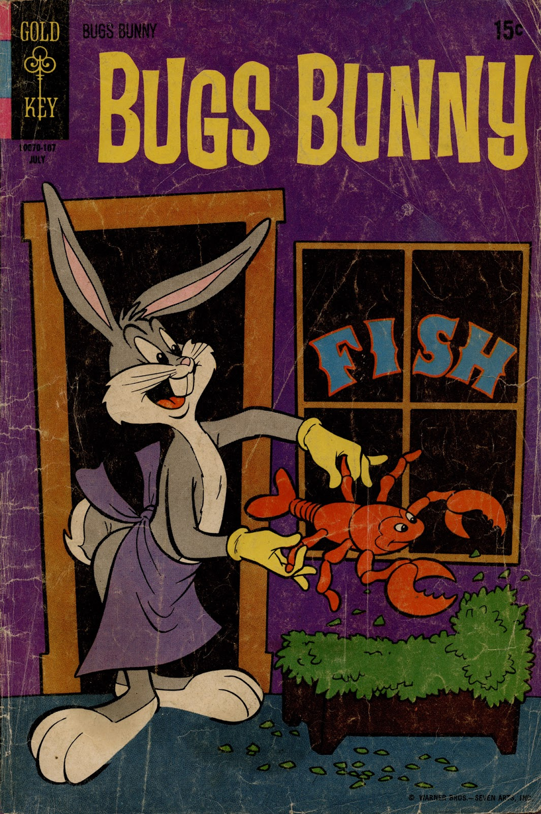 Bugs Bunny (1952) issue 136 - Page 1