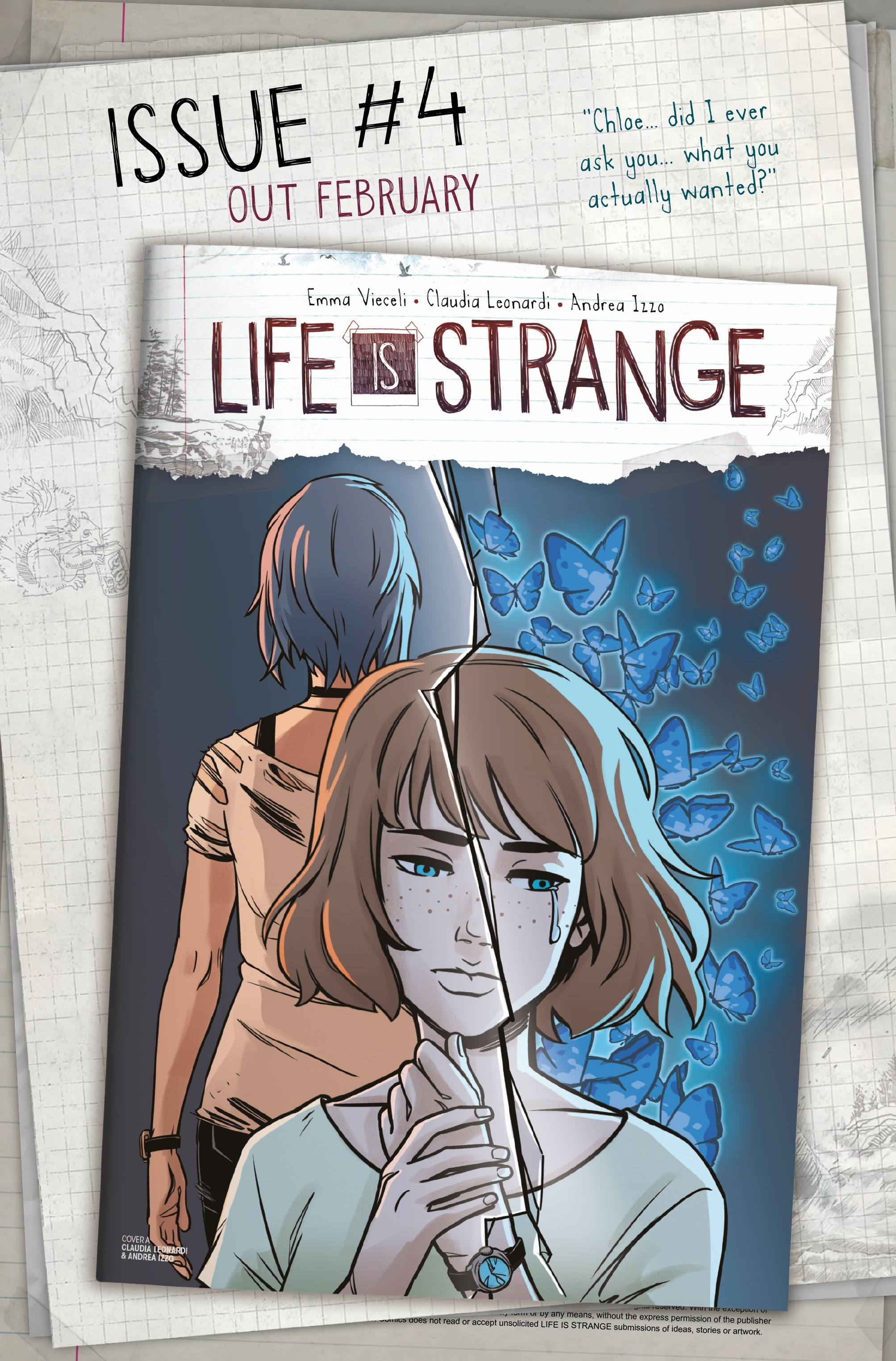 Life is Strange #3 #3 - English 31