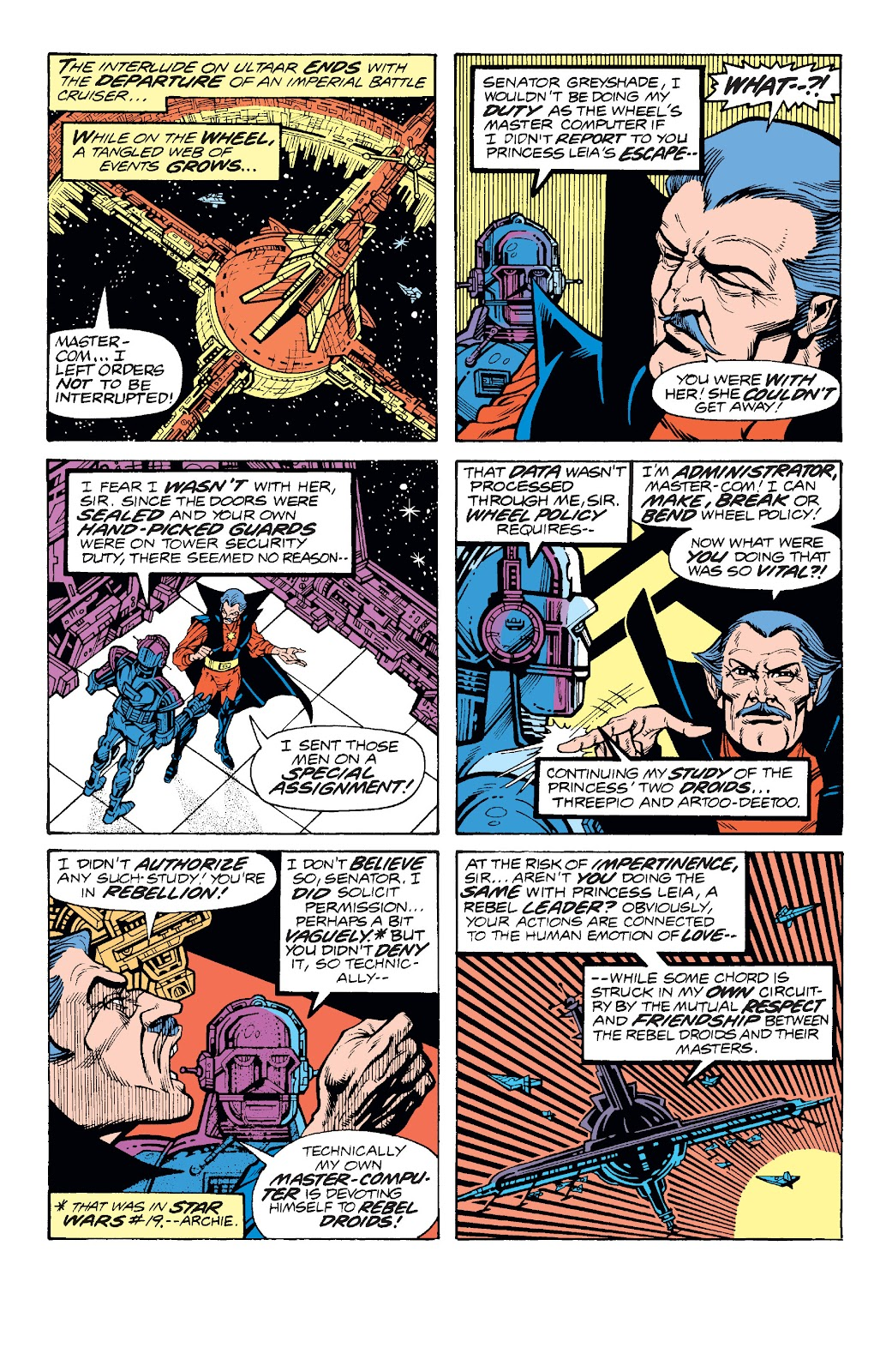 Read online Star Wars Legends: The Original Marvel Years - Epic Collection comic -  Issue # TPB 1 (Part 4) - 81