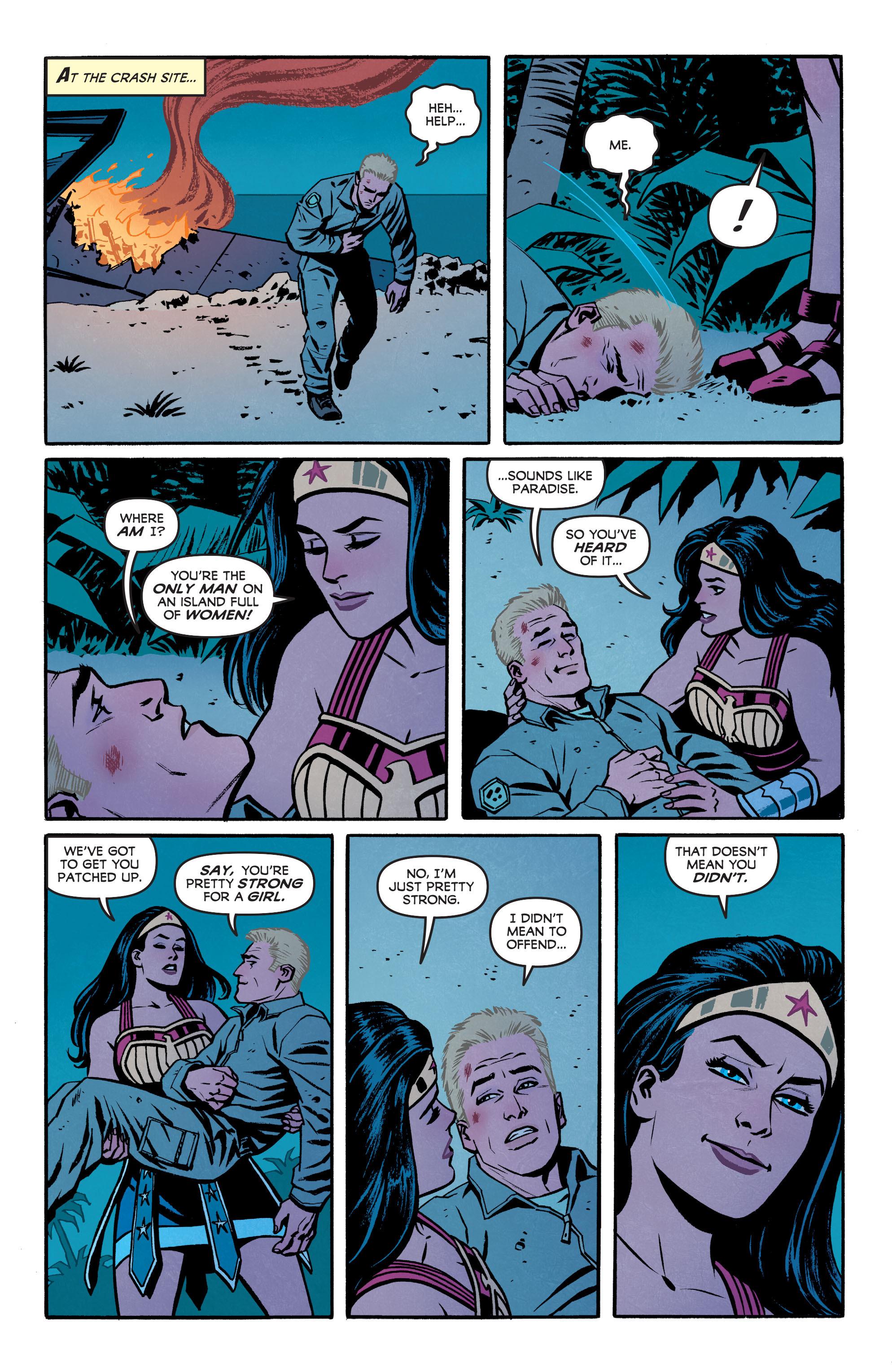 Read online Secret Origins (2014) comic -  Issue #6 - 11