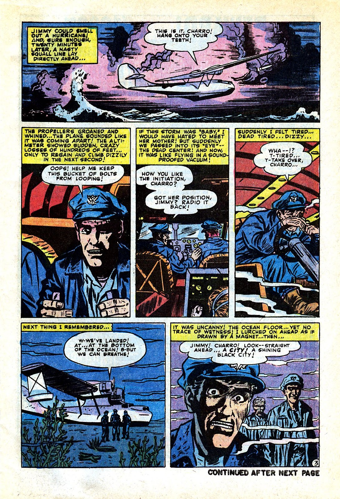Chamber of Chills (1972) issue 10 - Page 5