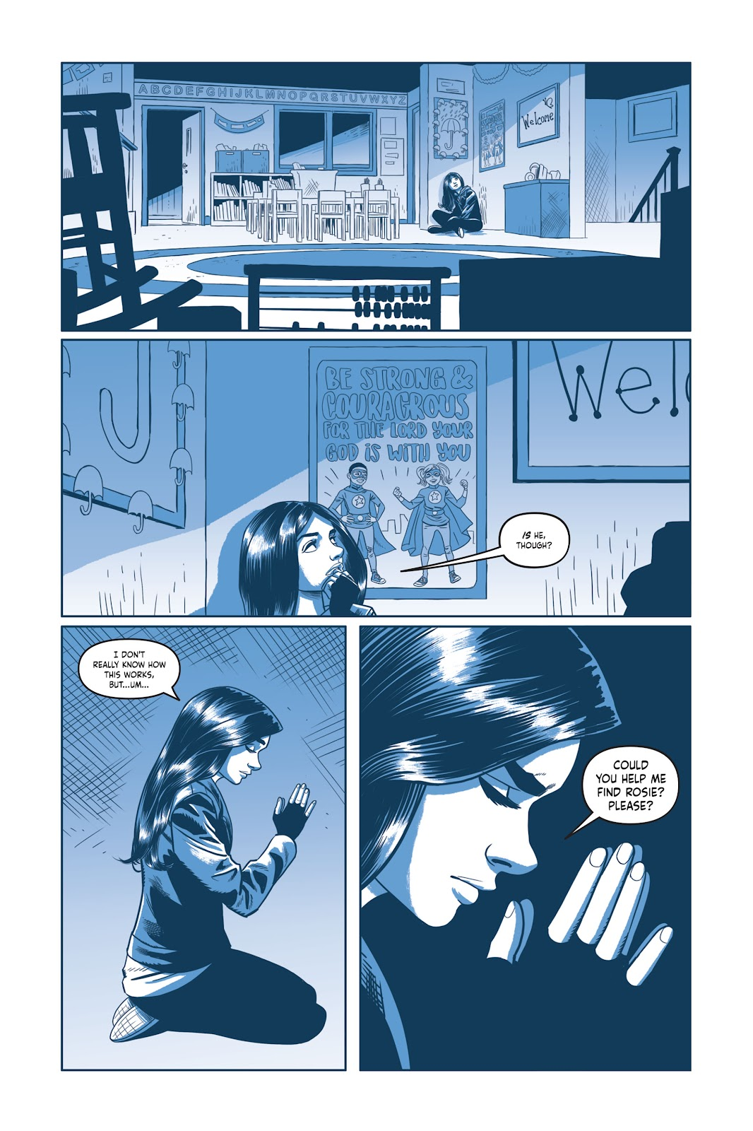 Read online Under the Moon: A Catwoman Tale comic -  Issue # TPB (Part 2) - 74