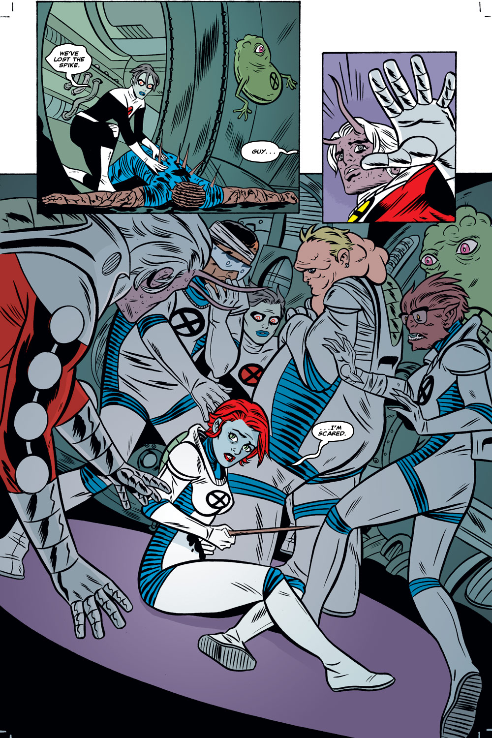 Read online X-Force (1991) comic -  Issue #128 - 20