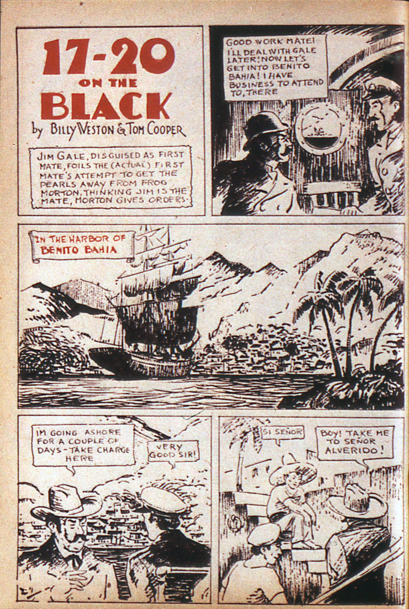 Read online Adventure Comics (1938) comic -  Issue #6 - 38
