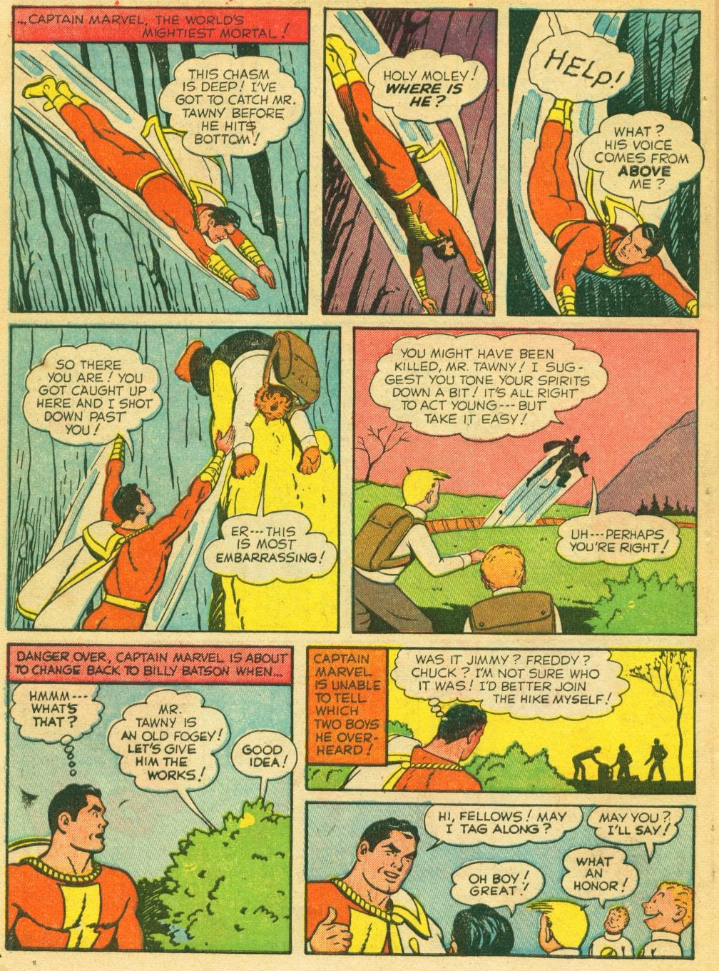 Captain Marvel Adventures issue 131 - Page 30
