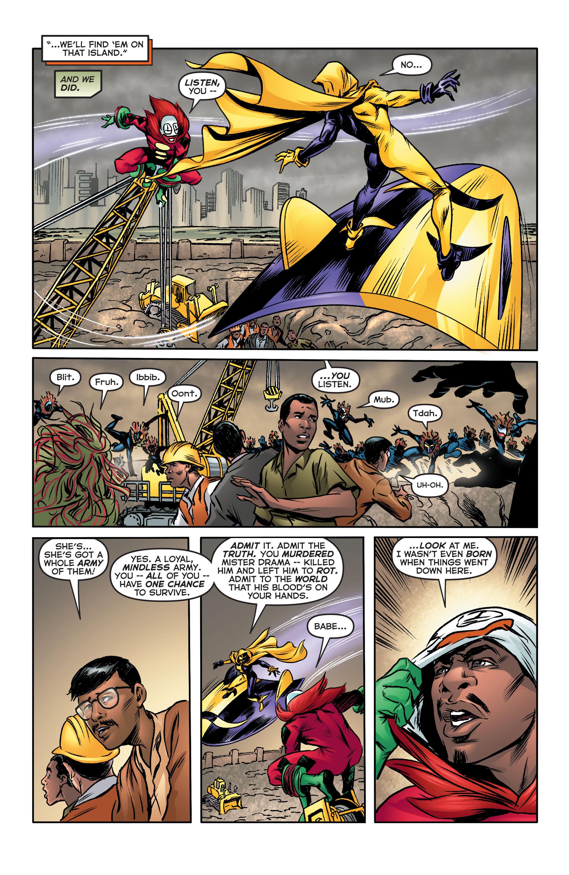 Read online Astro City comic -  Issue #36 - 18