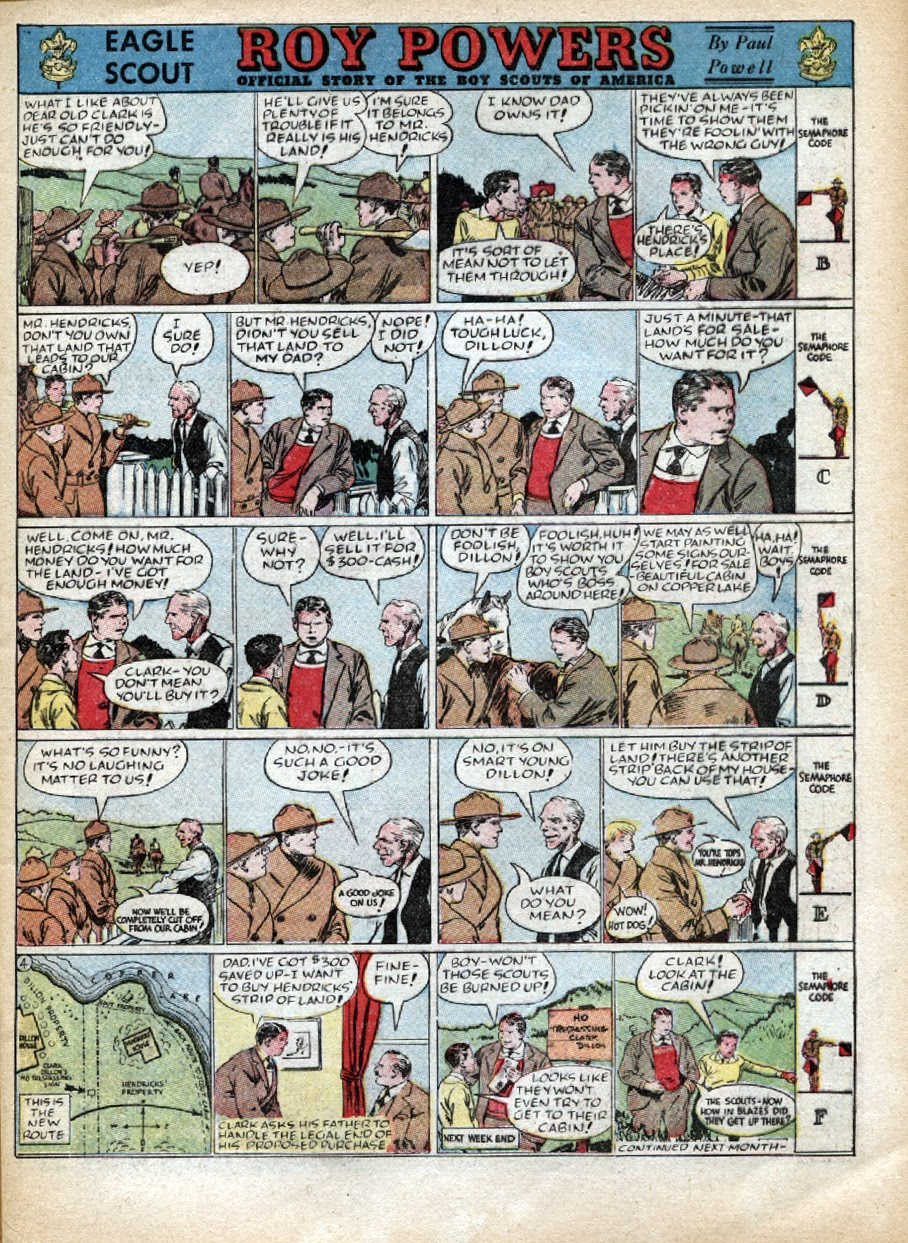 Read online Famous Funnies comic -  Issue #46 - 9