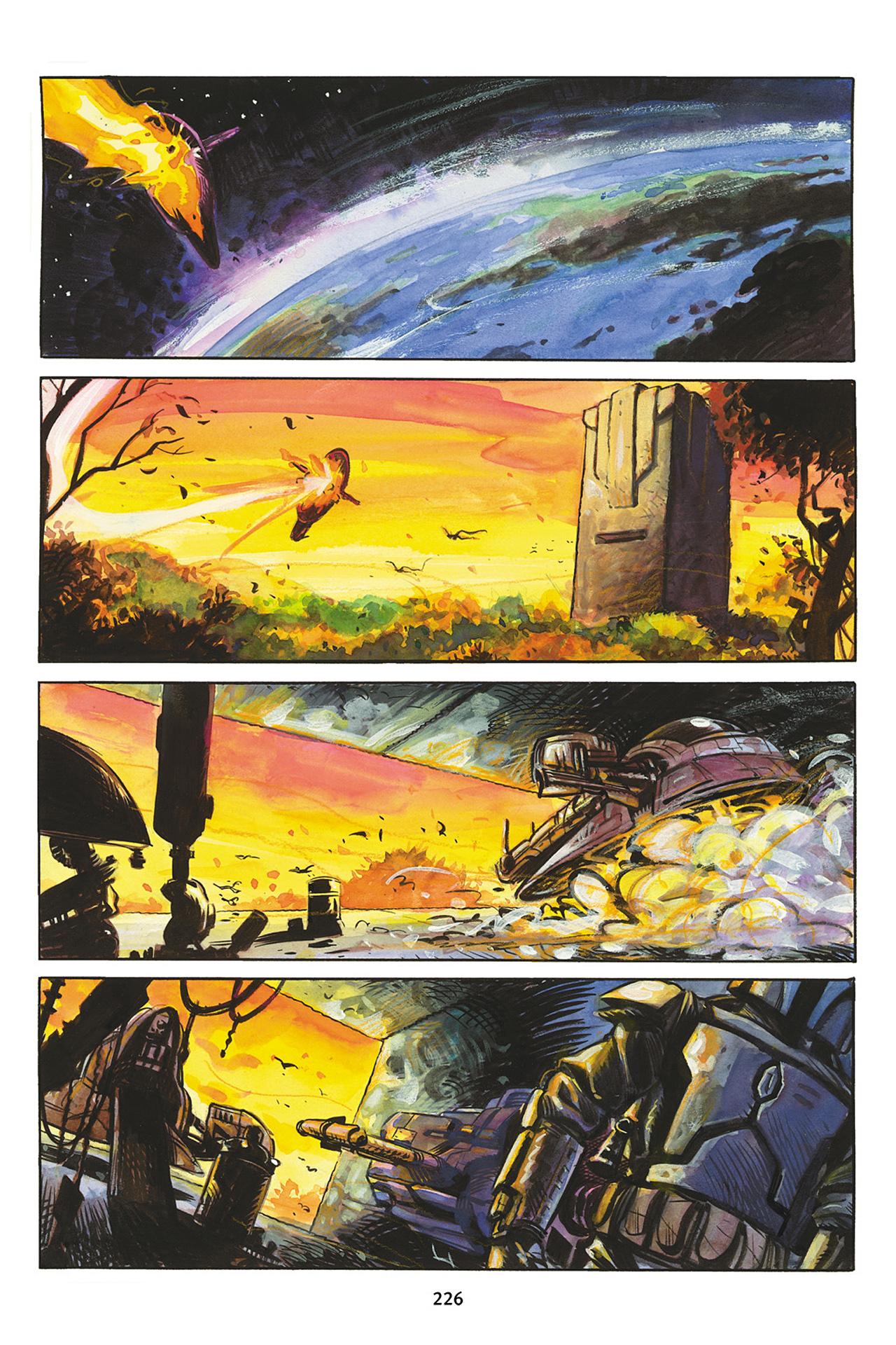 Read online Star Wars Omnibus comic -  Issue # Vol. 10 - 225