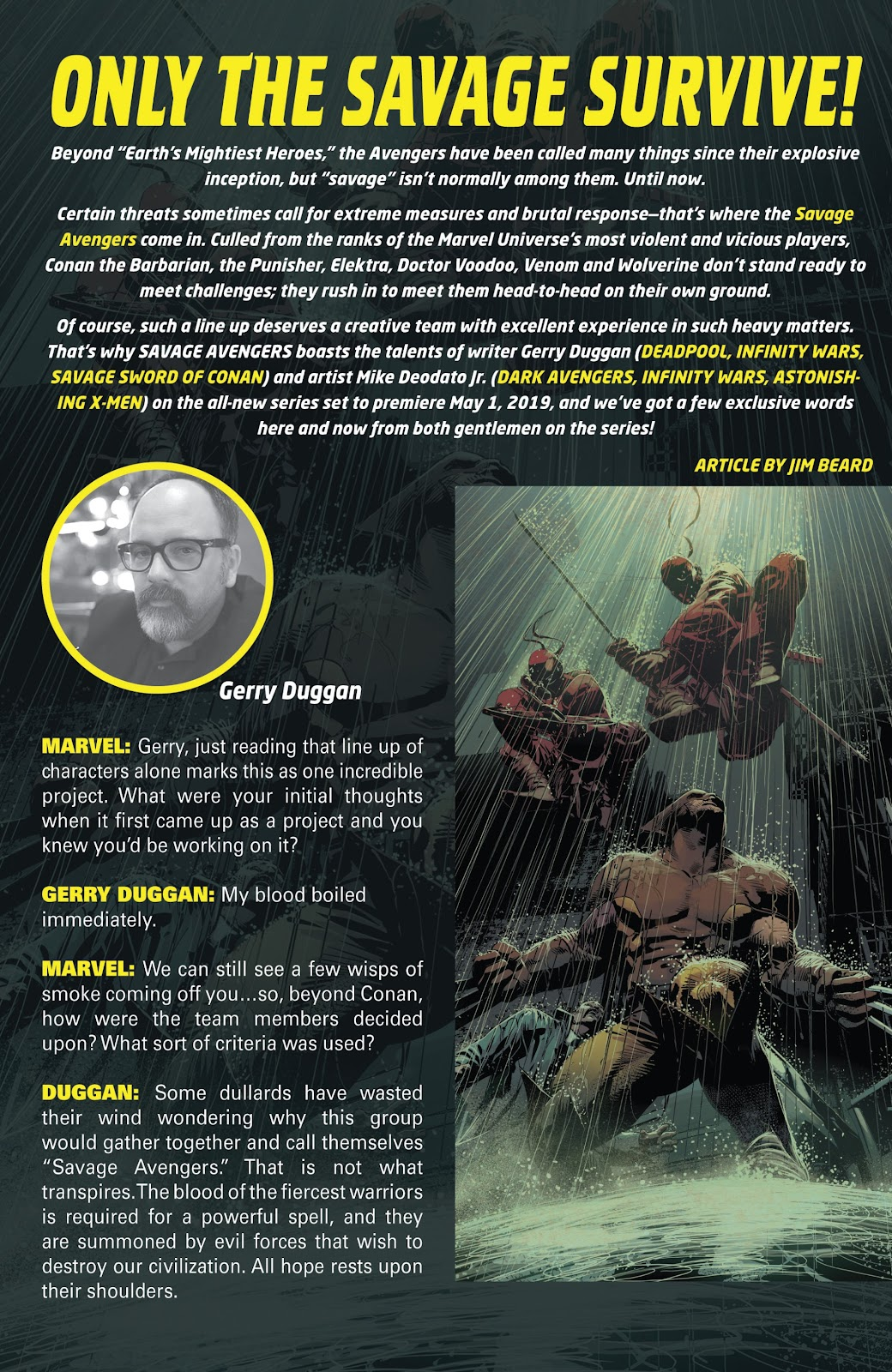 Read online Avengers Start Here Sampler 2019 comic -  Issue # Full - 4
