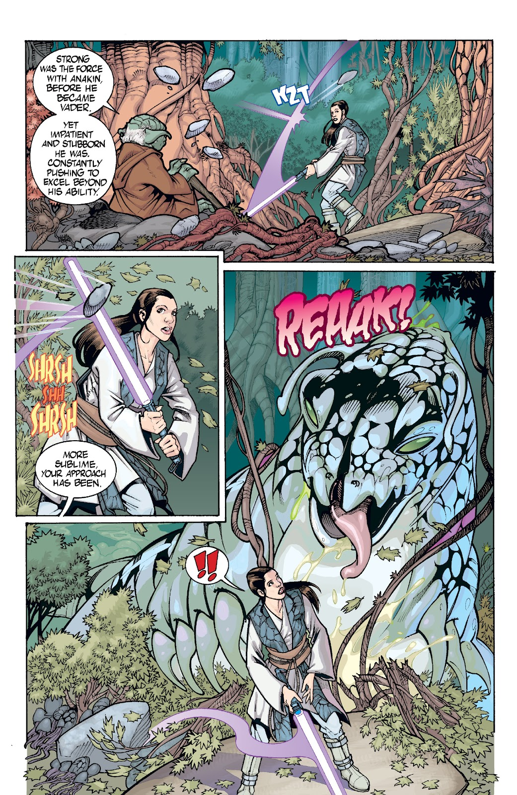 Read online Star Wars Legends: Infinities - Epic Collection comic -  Issue # TPB (Part 2) - 50