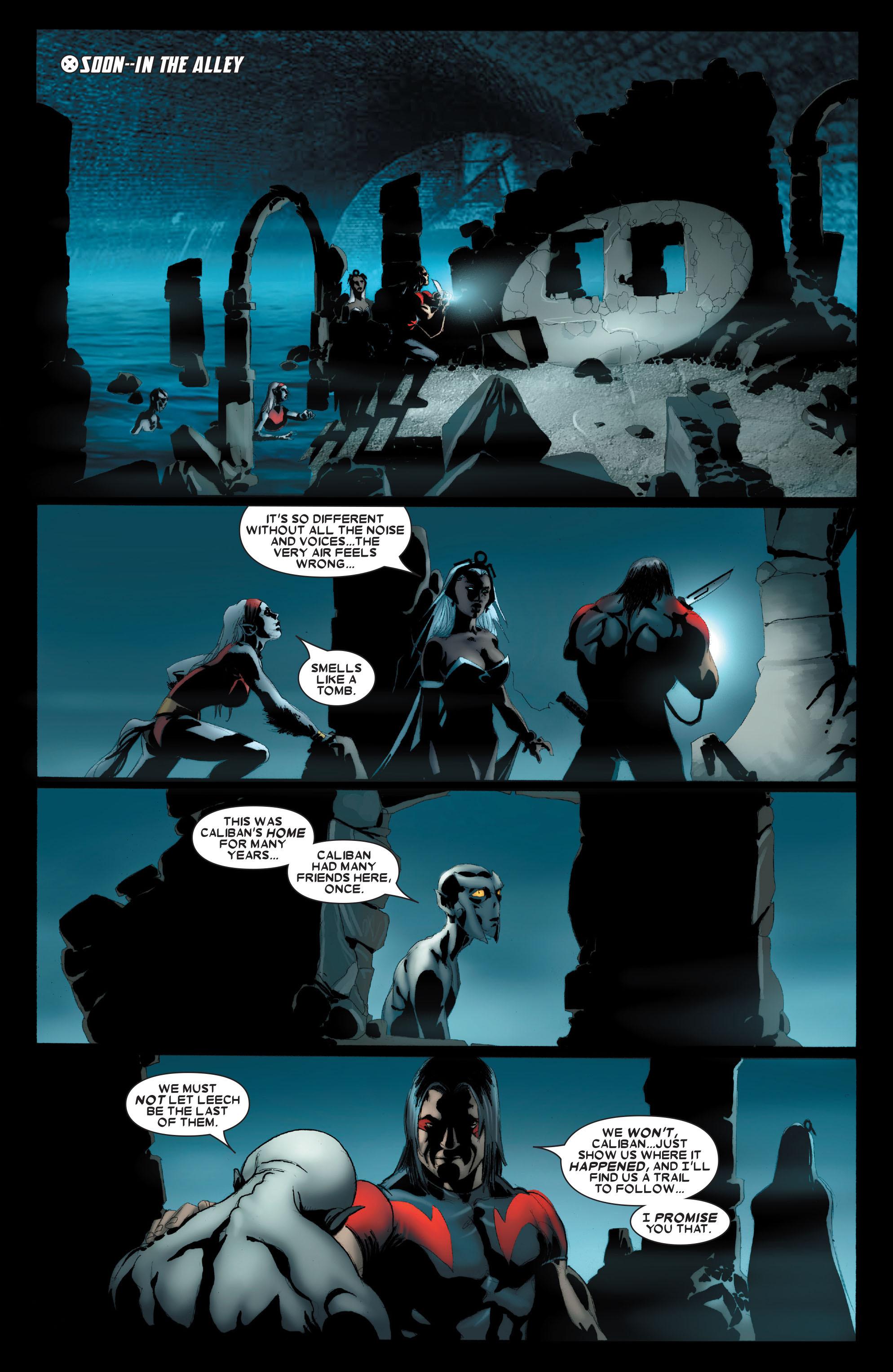 Read online Uncanny X-Men (1963) comic -  Issue #488 - 12