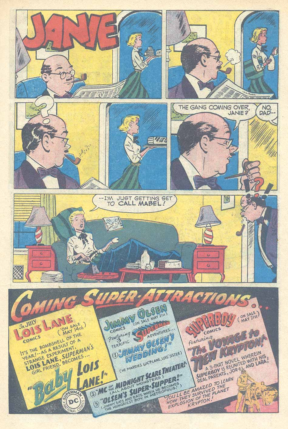 Action Comics (1938) 254 Page 22