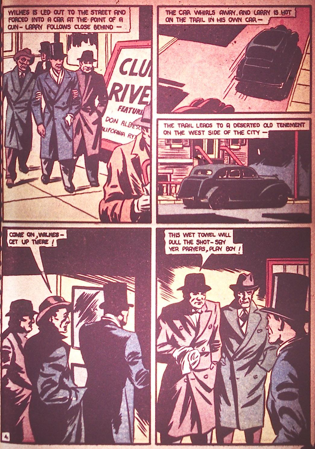 Detective Comics (1937) 10 Page 12