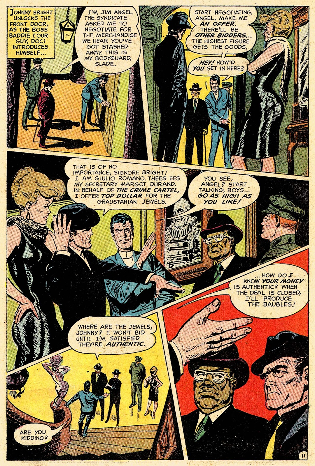 Secret Six (1968) issue 5 - Page 15