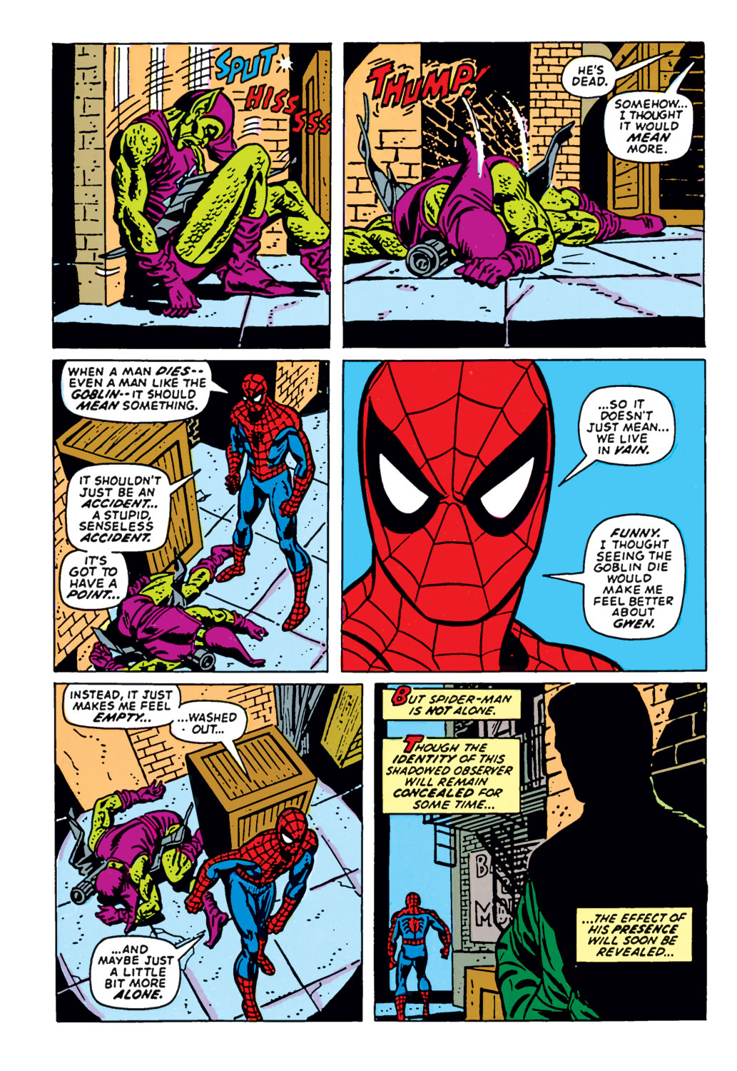 The Amazing Spider-Man (1963) 122 Page 19
