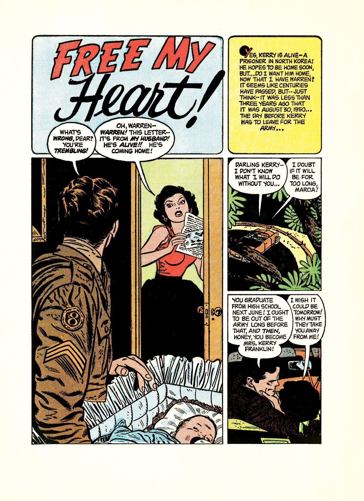 Read online Setting the Standard: Comics by Alex Toth 1952-1954 comic -  Issue # TPB (Part 3) - 31