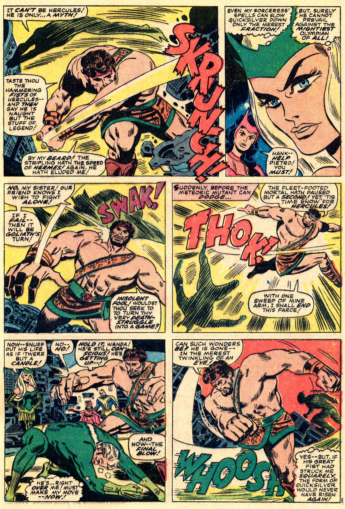 The Avengers (1963) 38 Page 16