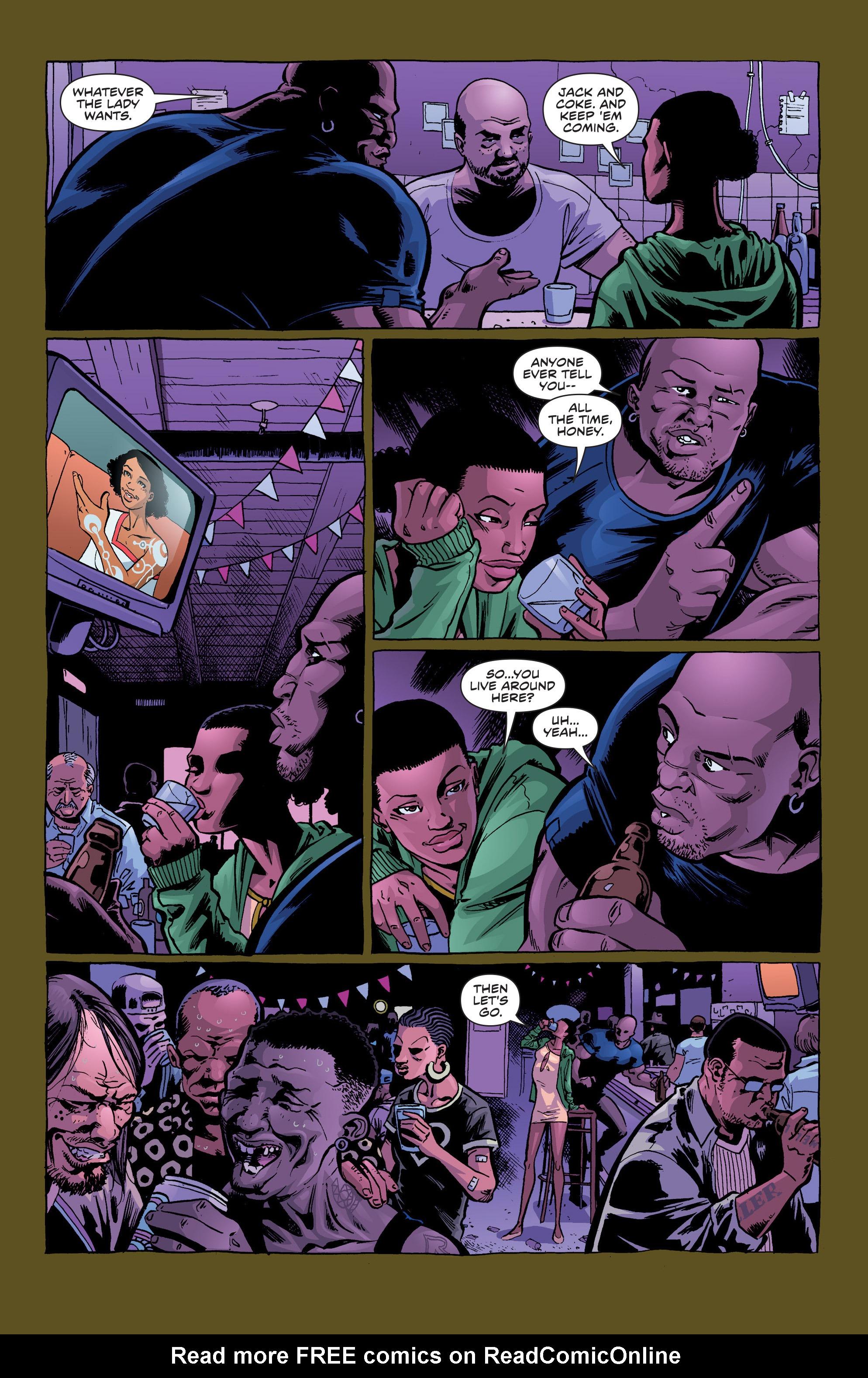 Read online Secret Identities comic -  Issue # _TPB - 113