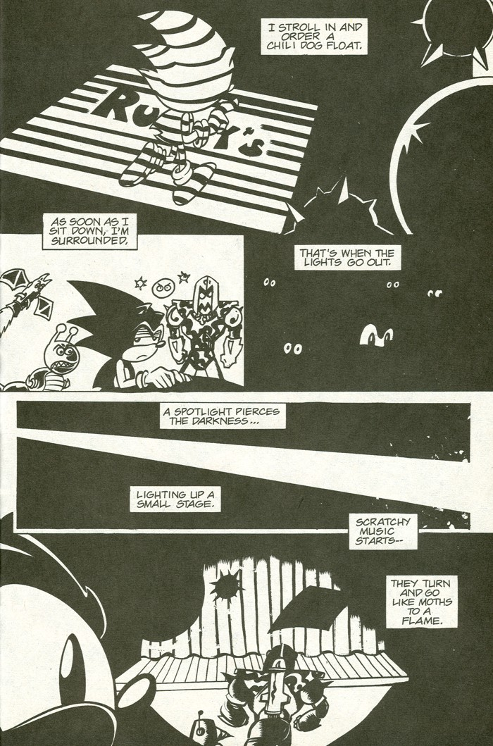 Read online Sonic Super Special comic -  Issue #15 - Naugus games - 32