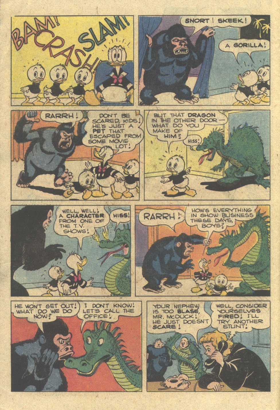 Read online Uncle Scrooge (1953) comic -  Issue #175 - 8