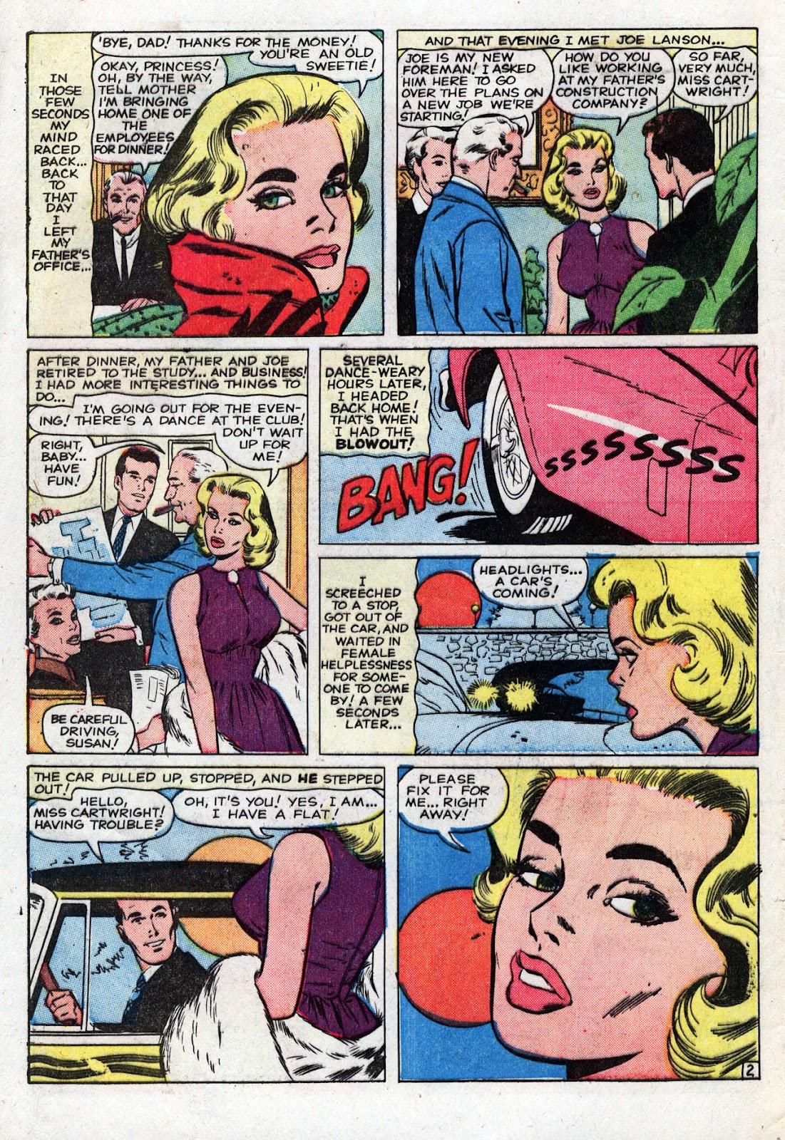 Love Romances (1949) issue 88 - Page 4