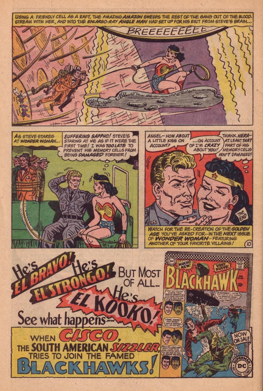 Read online Wonder Woman (1942) comic -  Issue #161 - 32