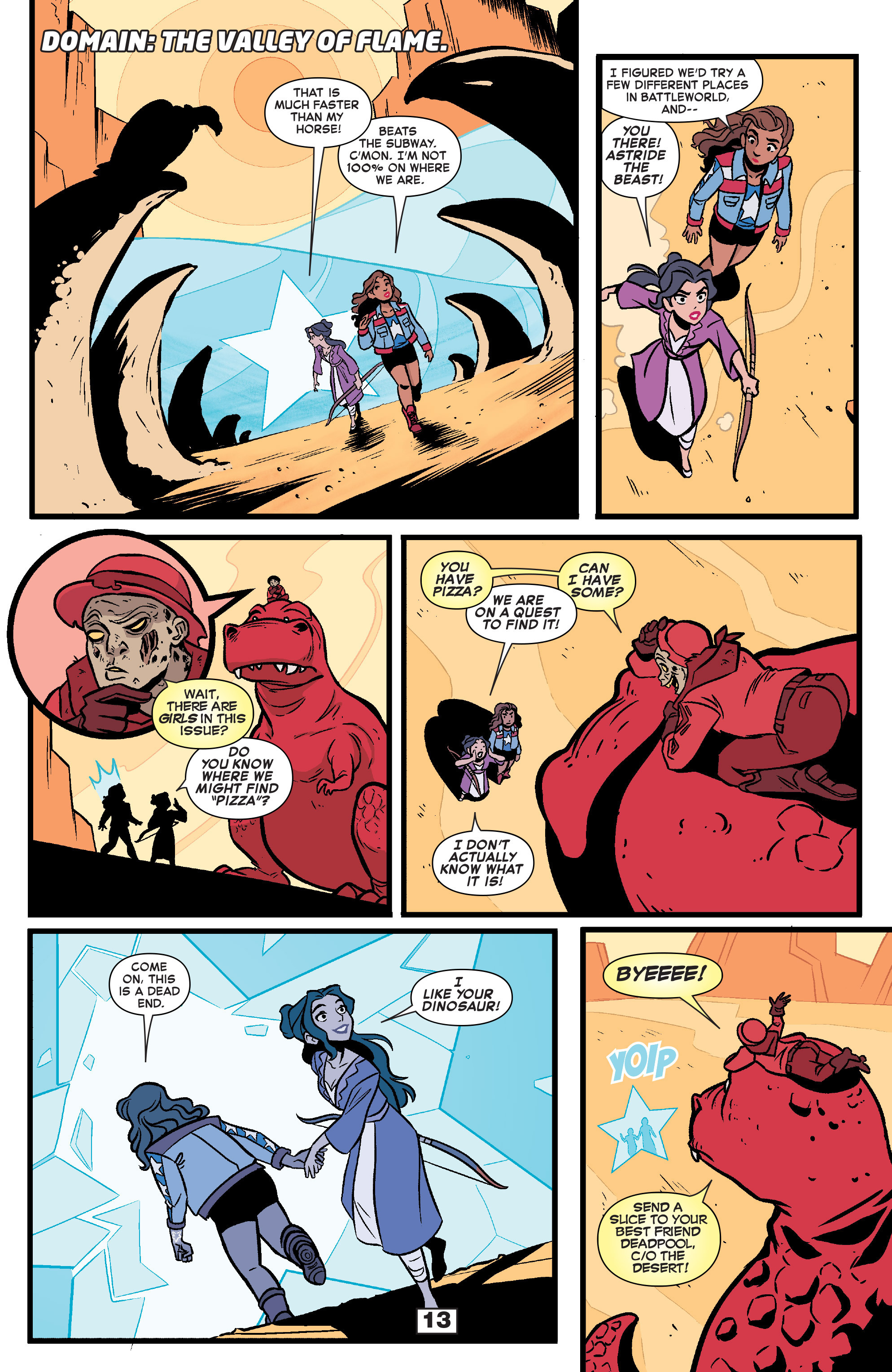 Read online Secret Wars Too comic -  Issue # Full - 15