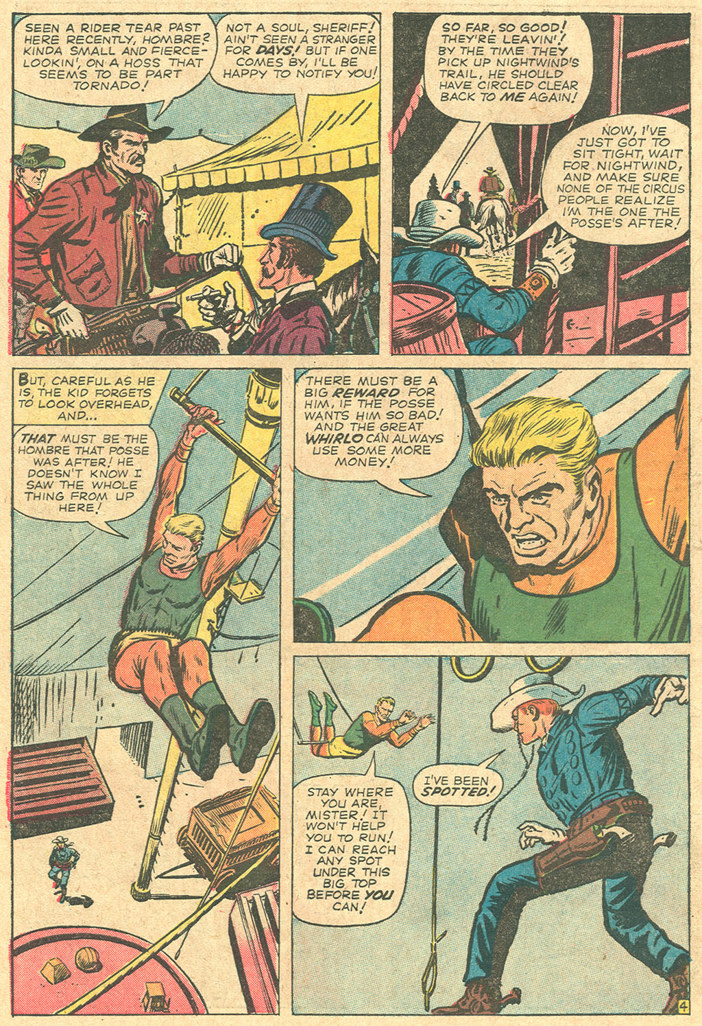 The Rawhide Kid (1955) issue 37 - Page 6