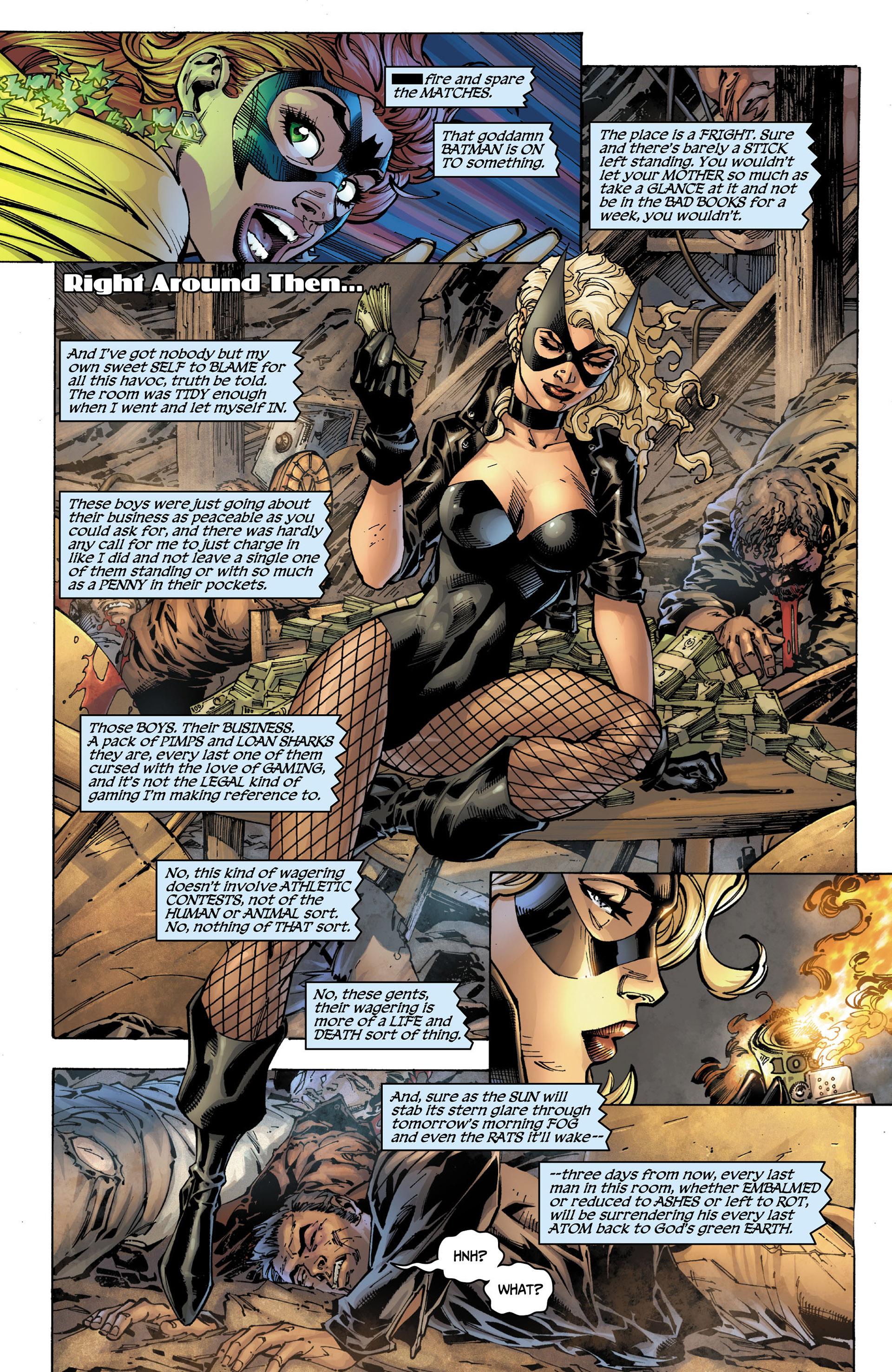 Read online All Star Batman & Robin, The Boy Wonder comic -  Issue #10 - 15