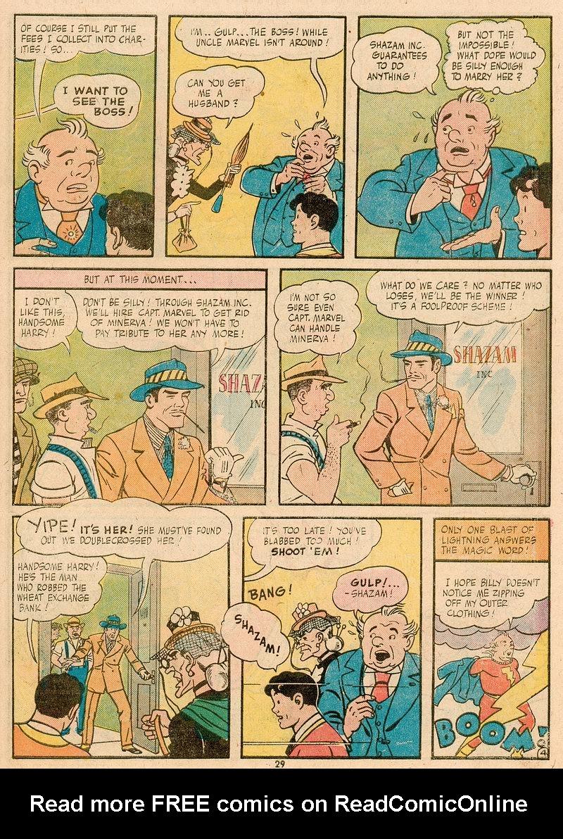 Read online Shazam! (1973) comic -  Issue #12 - 26