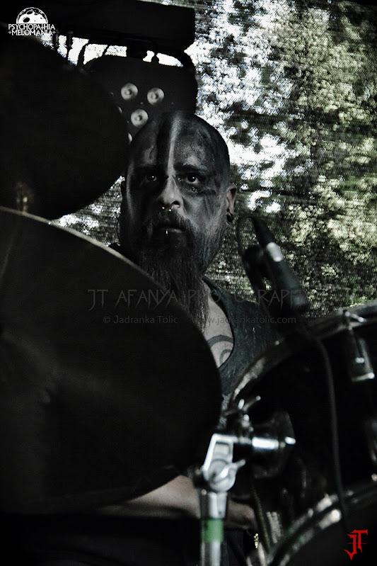 Deathrow @Under The Black Sun XVIII, Helenenauer, Allemagne 03/07/2015
