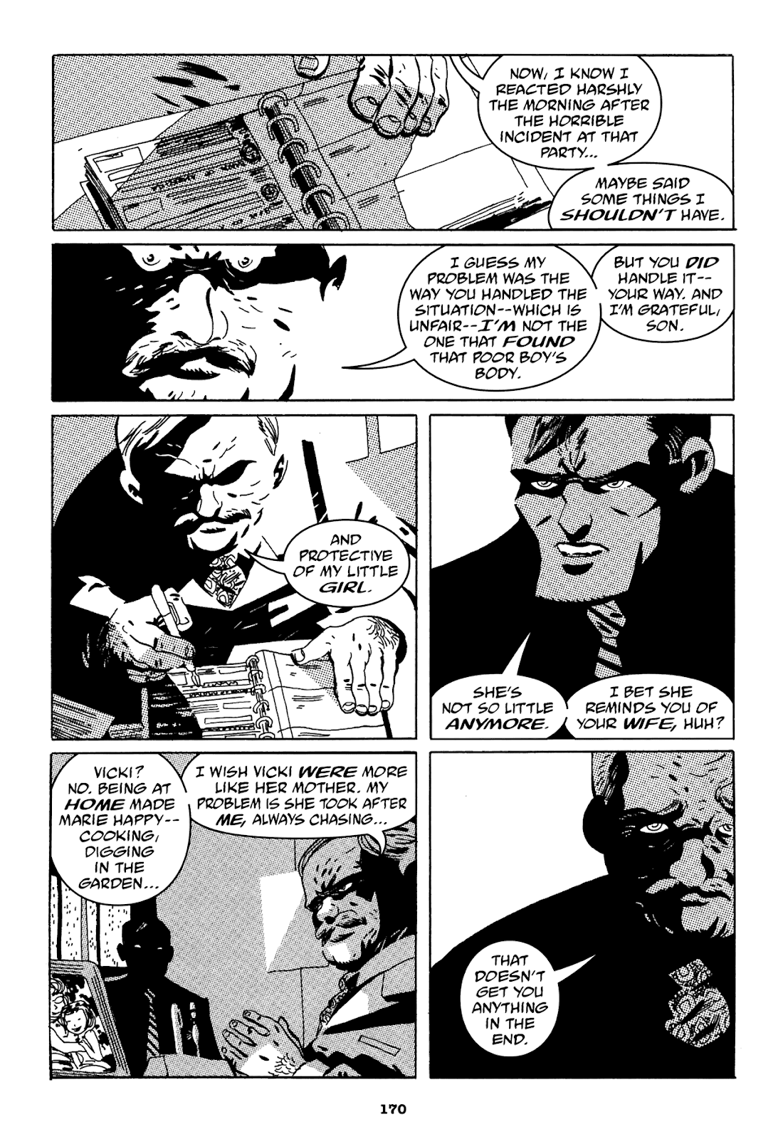 Read online Filthy Rich comic -  Issue # TPB (Part 2) - 75