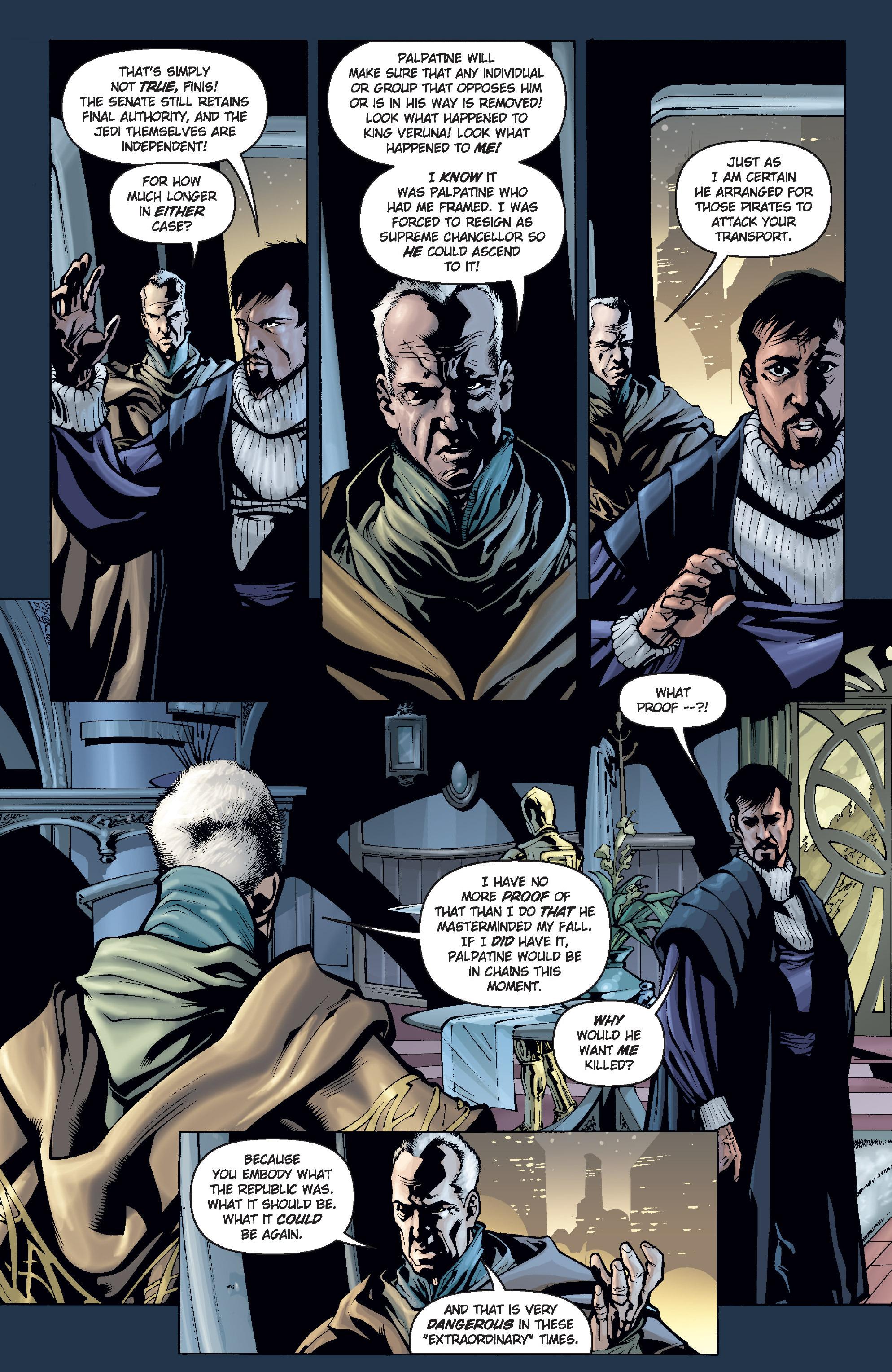 Read online Star Wars Omnibus comic -  Issue # Vol. 24 - 367