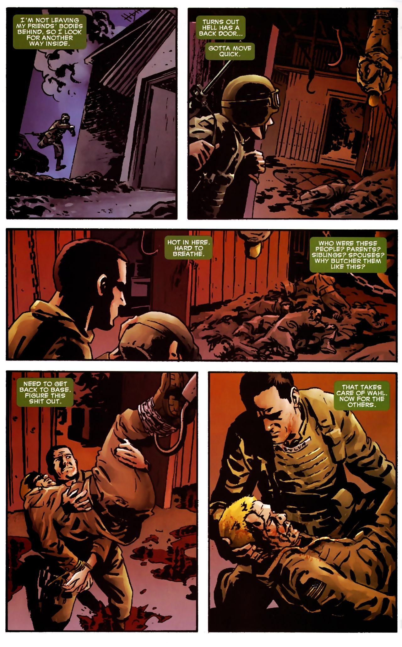 Read online Dead of Night Featuring Devil-Slayer comic -  Issue #2 - 8