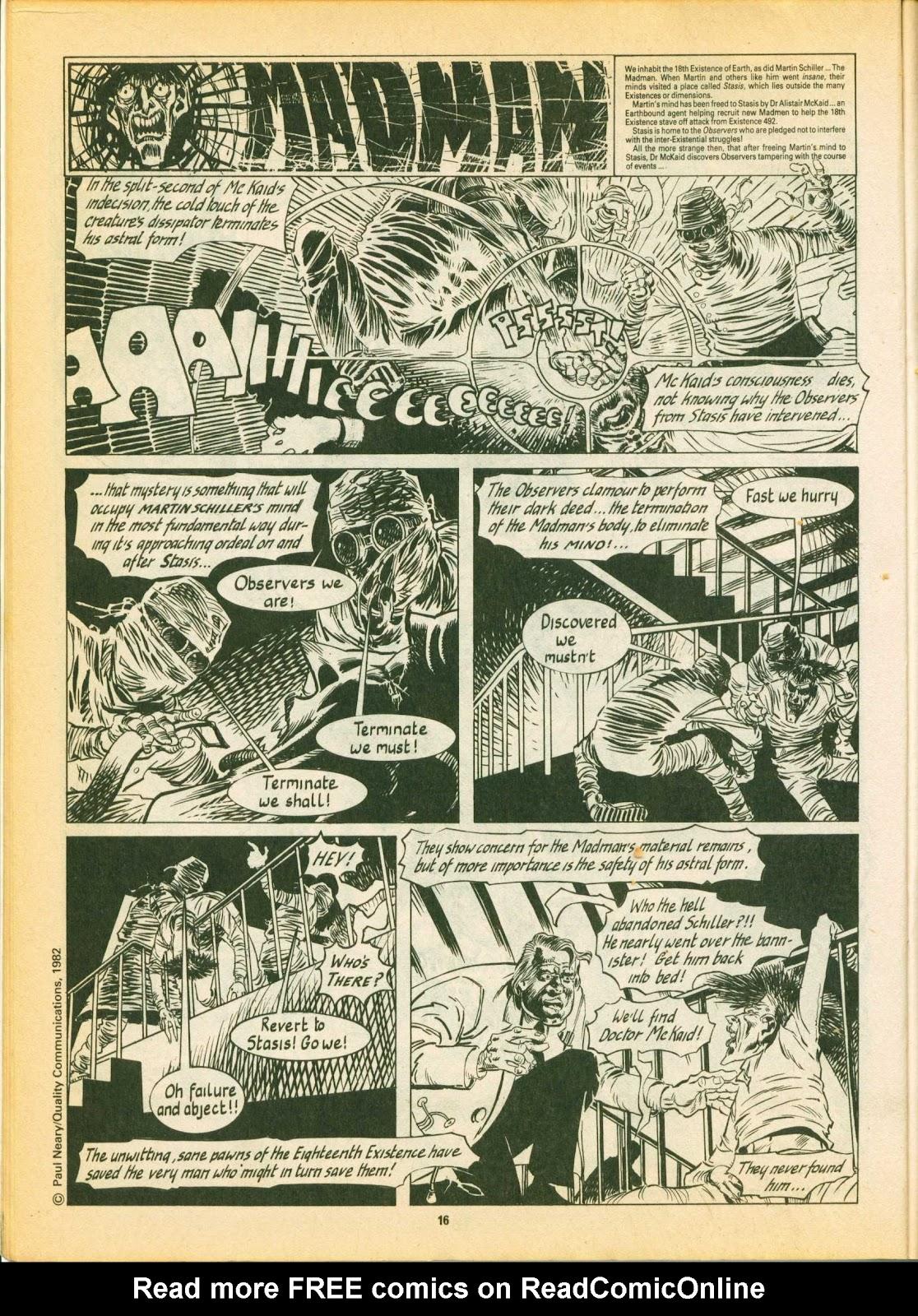 Warrior Issue #3 #4 - English 16